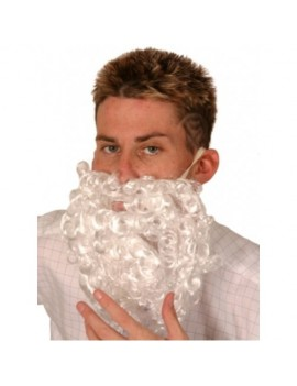 Santa Claus White Beard