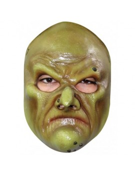Witch Old Hag Green Mask