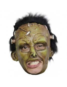 Frankenstein chin strap mask Ghoulish Productions GH-27528