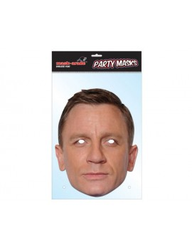 Daniel Craig Celebrity Face Mask