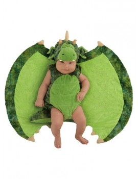 Swaddle Wings Darling Dragon Baby Costume
