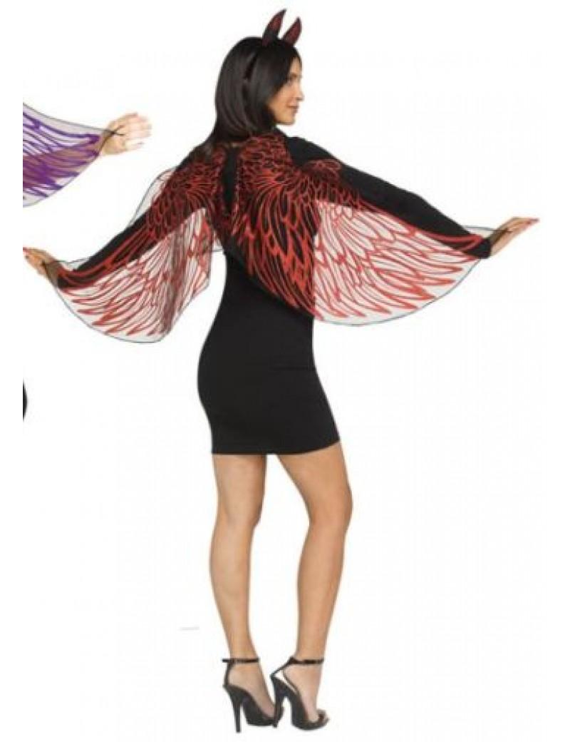 Devil Delight Wings Set Fun World 4476C
