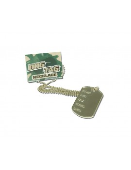 Army Metal Dog Tags