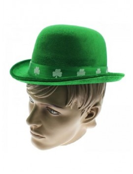 Irish Leprechaun Bowler Hat Henbrandt 76006