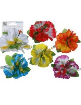 Aloha flower hair clip E Apollo 72959