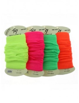 Leg Warmers Neon Yellow 64346
