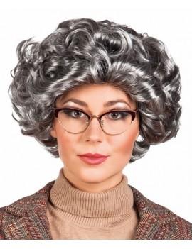 Elizabeth Grey Wig