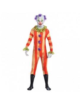 Scary Evil Killer Clown Costume
