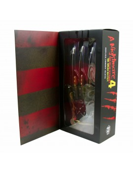 A Nightmare On Elm Street 4 The Dream Master Deluxe Freddy Krueger Glove