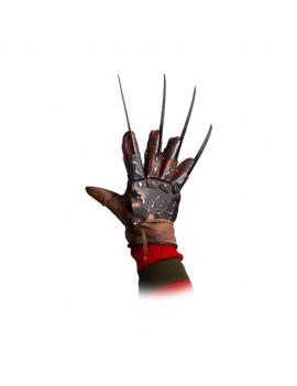 A Nightmare On Elm Street 4 The Dream Master Deluxe Freddy Krueger Glove
