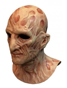 A Nightmare On Elm Street 2 Freddy's Revenge Deluxe Freddy Krueger Mask
