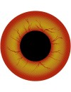 Crazy IT Clown Eye Accessories Daily
