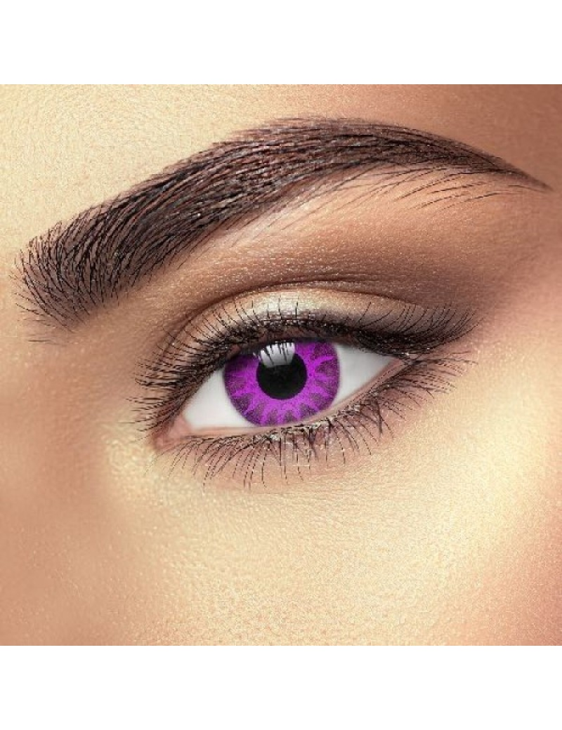 Solar Violet Eye Accessories 90 Days