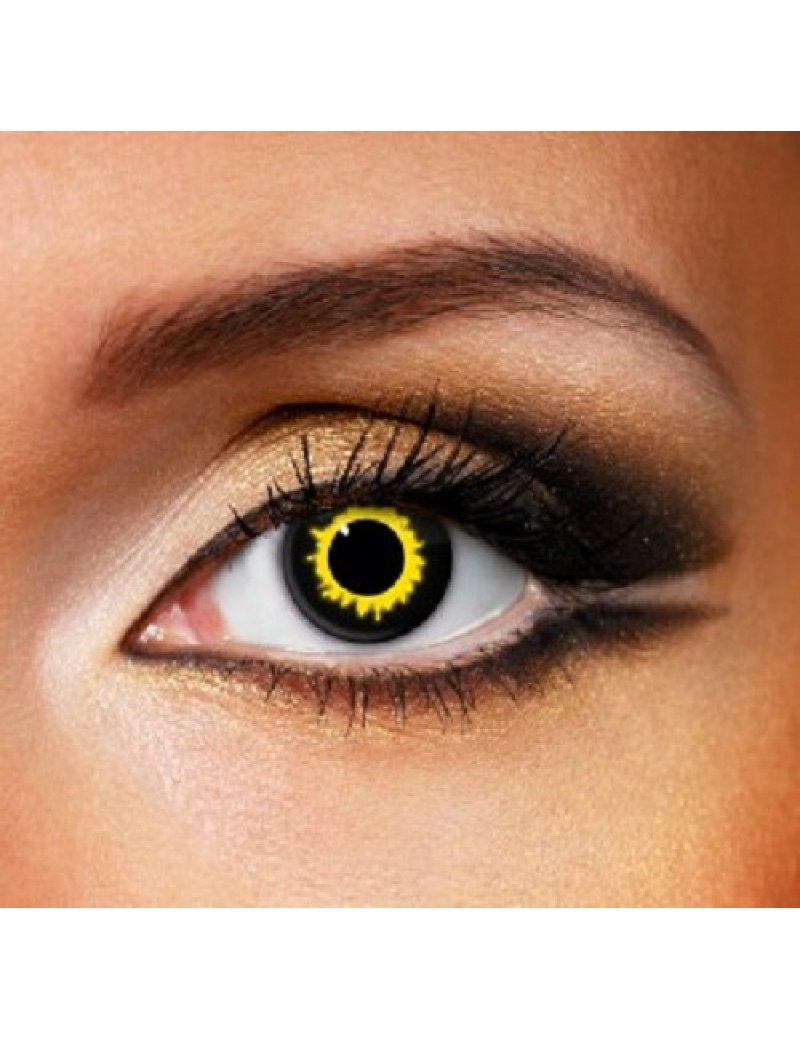 Wolf 1 Day Coloured Contact Lenses