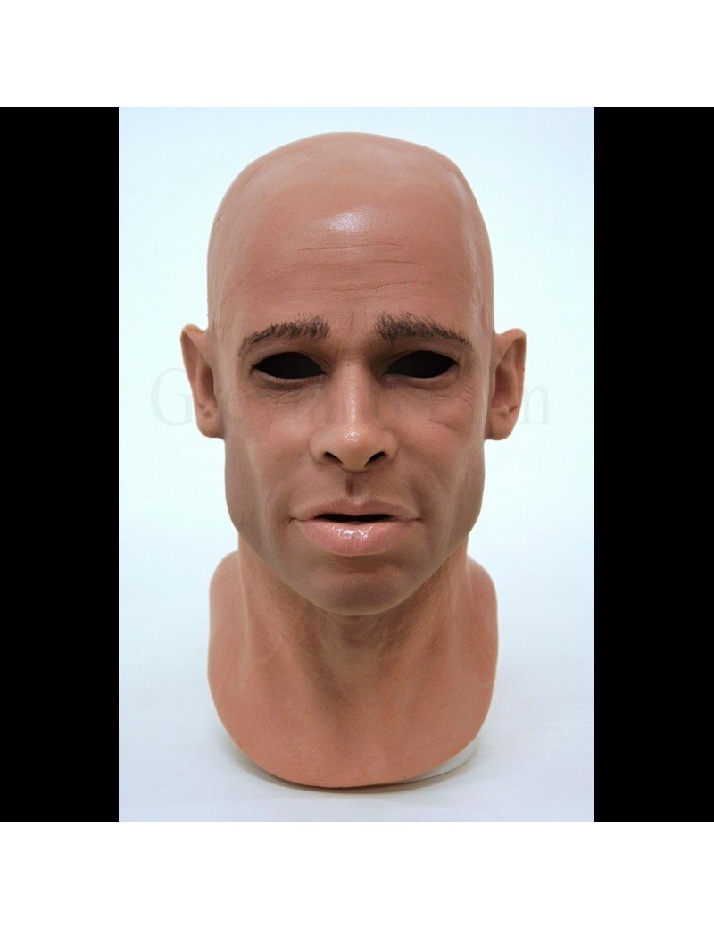 Brad Pitt Tristan Mask