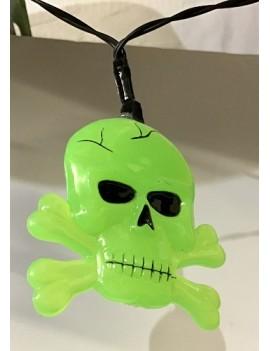 Skull And Crossbones Neon LED Lights