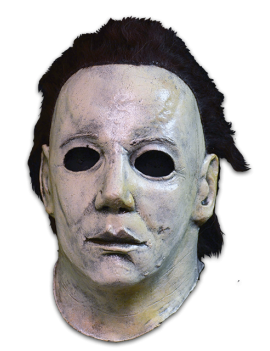 Halloween 6 The Curse Of Michael Myers Mask Trick or Treat Studios JMMF100