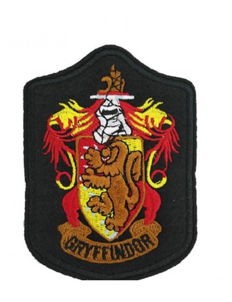 Gryffindor Costume Patch