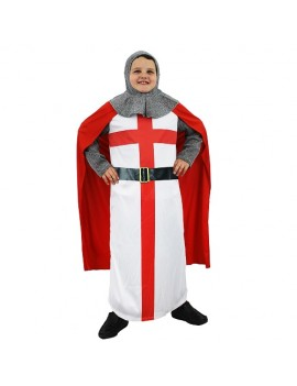 St George Knight Kids Costume