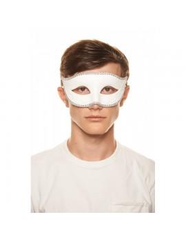 Eyemask Swirl With Glitter White PM003WH