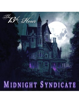 13th Hour Halloween CD Midnight Syndicate MS1007