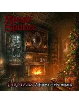 Christmas A Ghostly Gathering Halloween CD Midnight Syndicate MS1018