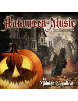 Halloween Music Collection CD Midnight Syndicate MS1012