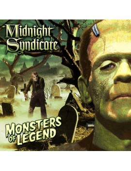 Monsters Of Legend Halloween CD Midnight Syndicate MS1016