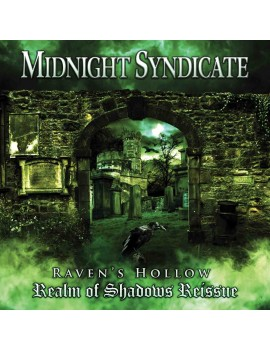 Ravens Hollow Realm Of Shadows Halloween CD Midnight Syndicate MS1003