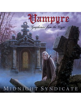 Vampyre Symphonies From The Crypt Halloween CD Midnight Syndicate MS1005