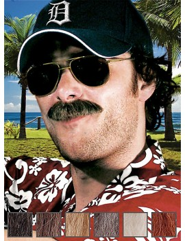 Magnum PI Professional Real Hair Moustache