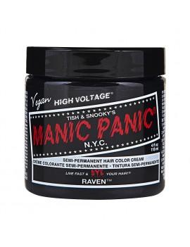 Manic Panic Classic Hair Colour 118ml Raven Black 62933