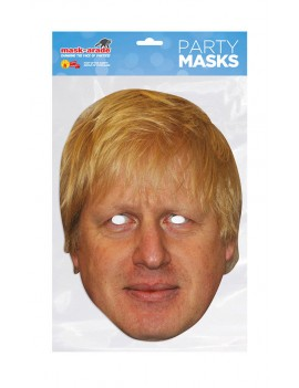 Boris Johnson Celebrity Face Mask