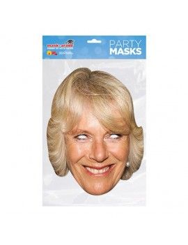 Camilla Parker-Bowles Celebrity Face Mask