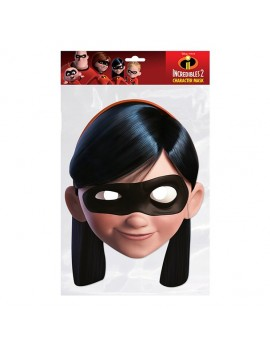 The Incredibles 2 Violet Incredible Mask Mask-arade 39309
