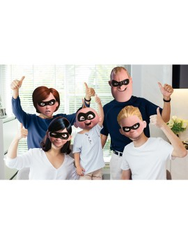 The Incredibles 2 Masks Mask-arade Pack of 5