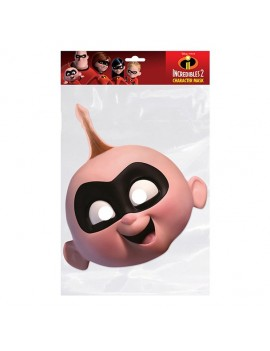 The Incredibles 2 Jack-Jack Incredible Mask Mask-arade 39314