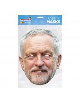 Jeremy Corbyn Celebrity Face Mask