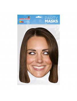 Kate Middleton Celebrity Face Mask