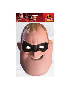 The Incredibles 2 Mr Incredible Mask Mask-arade 39307