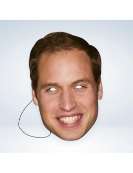 Prince William Celebrity Face Mask