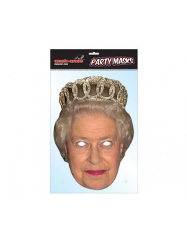 Queen Celebrity Face Mask