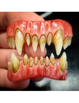 Moonstruck Effects Azrael ProFX Teeth