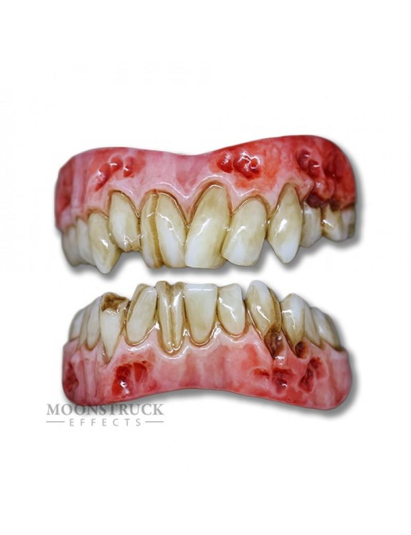 Moonstruck Effects Brain Eater Zombie ProFX Teeth