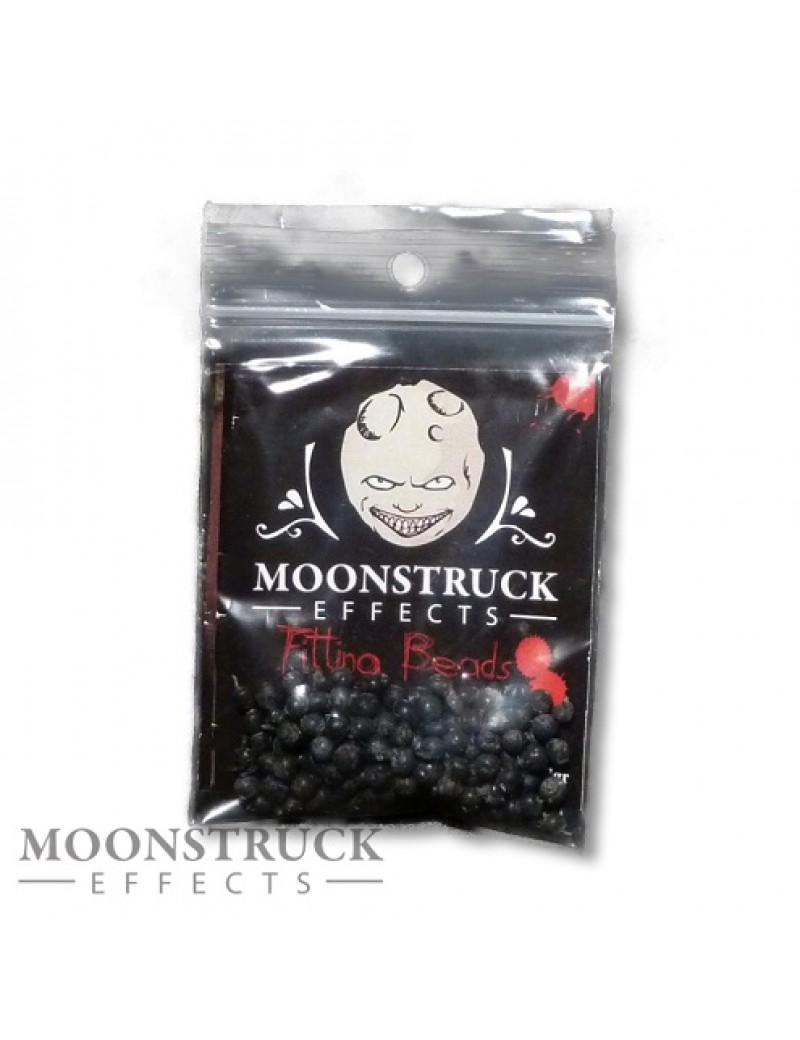 Moonstruck Effects Thermal Fitting Beads Black