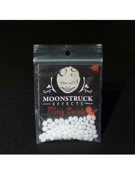 Moonstruck Effects Thermal Fitting Beads White