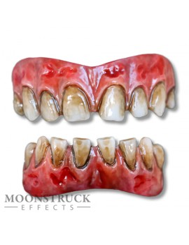 Moonstruck Effects Freddy Krueger ProFX Teeth