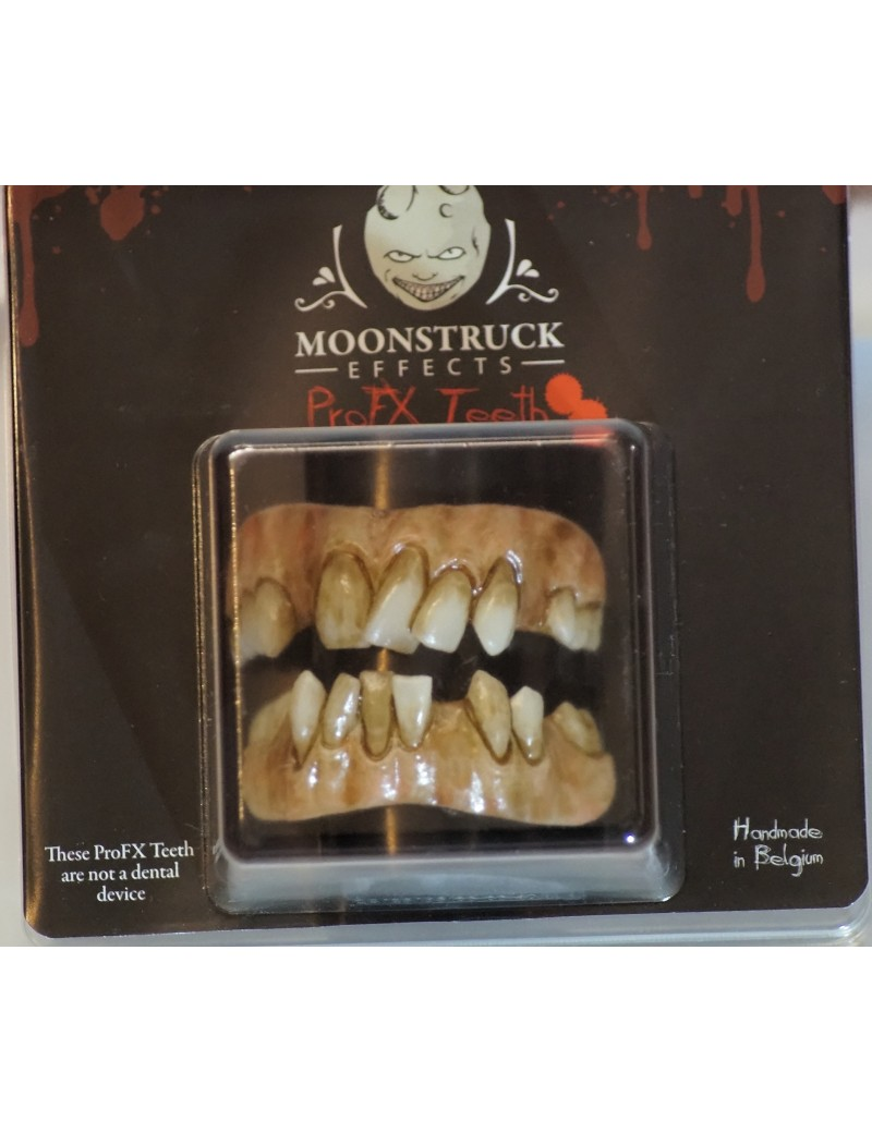 Moonstruck Effects Igor Zombie Pro FX Teeth