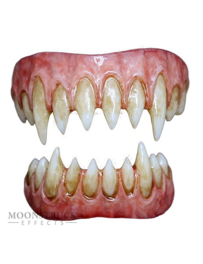 Moonstruck Effects Saphira Stained ProFX Teeth