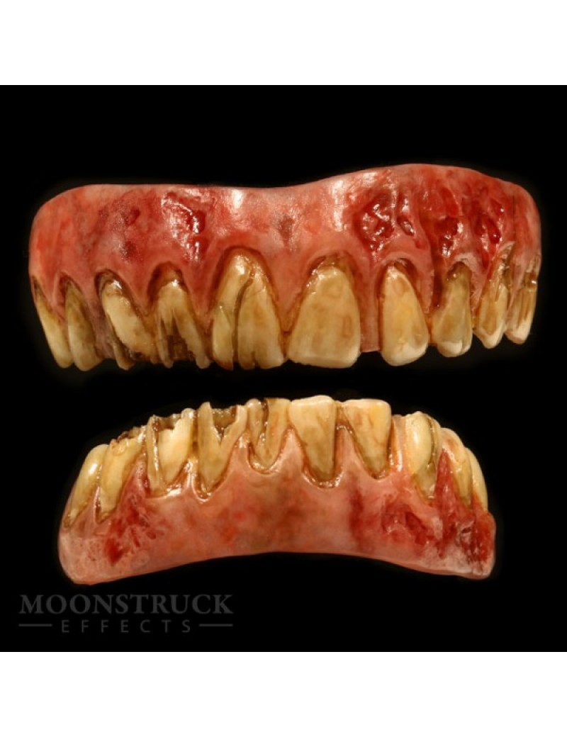 Moonstruck Effects Brain Eater Zombie Pro FX Chronos Teeth